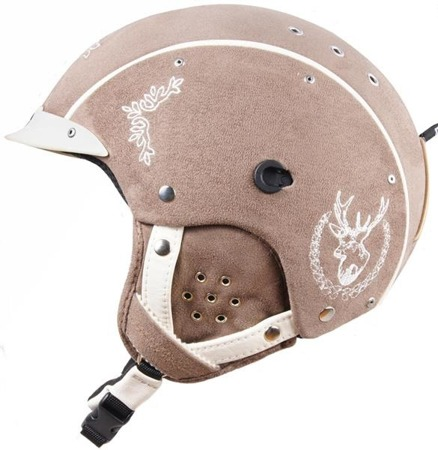 Kask SP-3 Limited Edition Alpen Star kawowy
